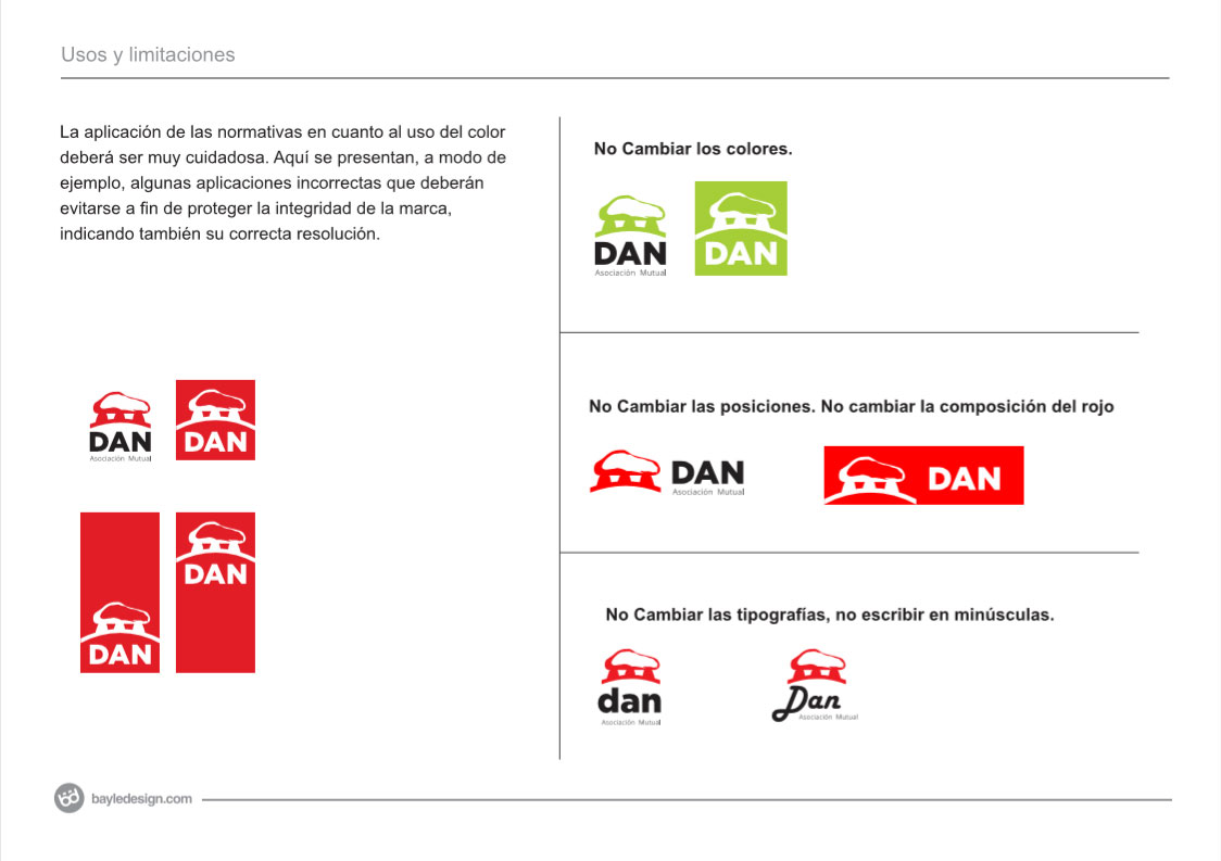 branding DAN