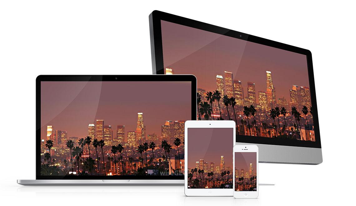 Web Design Los Angeles