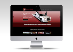 web design los angeles for Blackstone Manufacturing Website